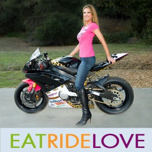 Eat Ride Love